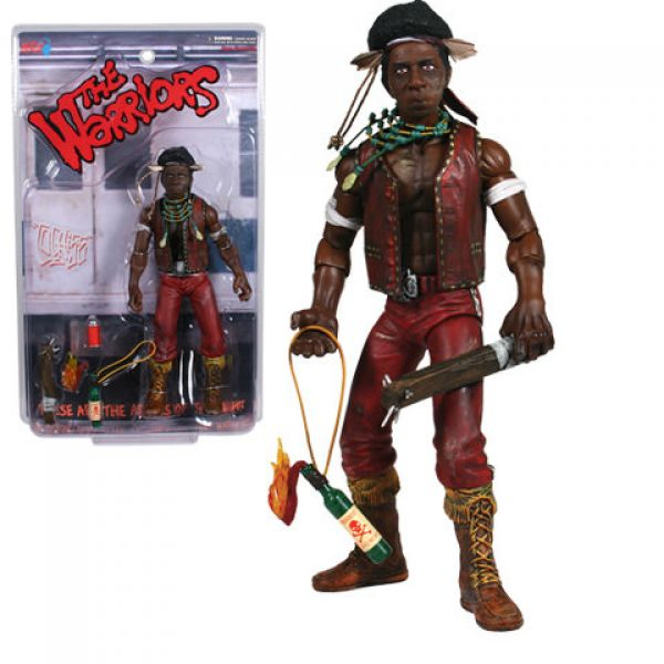 Mezco Toys The Warriors Action Figures Cochise