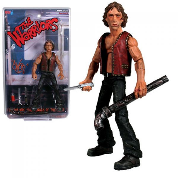 Mezco Toys The Warriors Action Figures Swan