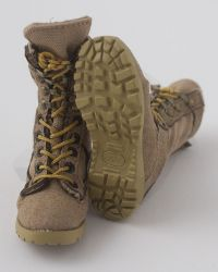Flagset Toys US 75th Ranger Regiment In Afghanistan Revenge Team Member: Tactical Military Boots (Tan)