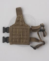 Flagset Toys US 75th Ranger Regiment In Afghanistan Revenge Team Member: Molle Modular Leg Rig (Tan)