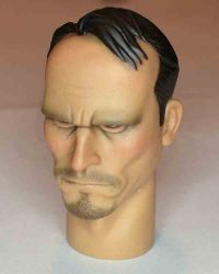 Dam Toys Gangsters Kingdom Heart A Billy: Headsculpt (Robert Knepper Likeness)
