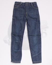 Mini Times CIA Armed Agents: Jeans (Blue)