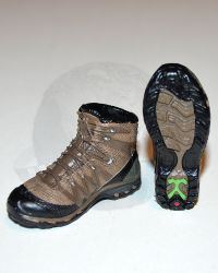 One Toys & Worldbox Fat Man: Hiking Boots