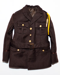 DiD George S. Patton: Officer's Coat (Brown)