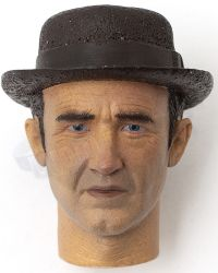 WoOS Originals Popeye Doyle Headsculpt (Gene Hackman, Painted)