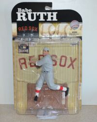 McFarlane Toys Cooperstown Collection Series 6: Red Sox Babe Ruth