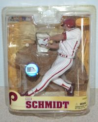 McFarlane Toys Cooperstown Collection Series 5: Philadelphia Phillies Mike Schmidt
