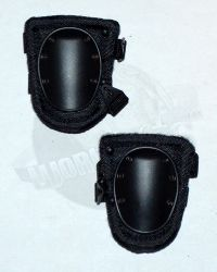 "Soldier Story Iraq Special Operations Forces ""ISOF"": Combat Knee Pads (Black)"