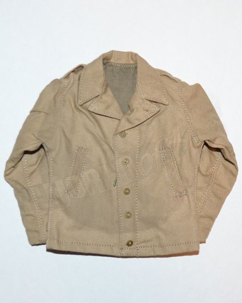 Soldier Story US Army 28th Infantry Division Machine Gunner Arden 1944: M-41 Field Jacket (Khaki)