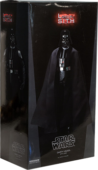 Sideshow Collectibles Star Wars Lords of the Sith Darth Vader Sith Lord