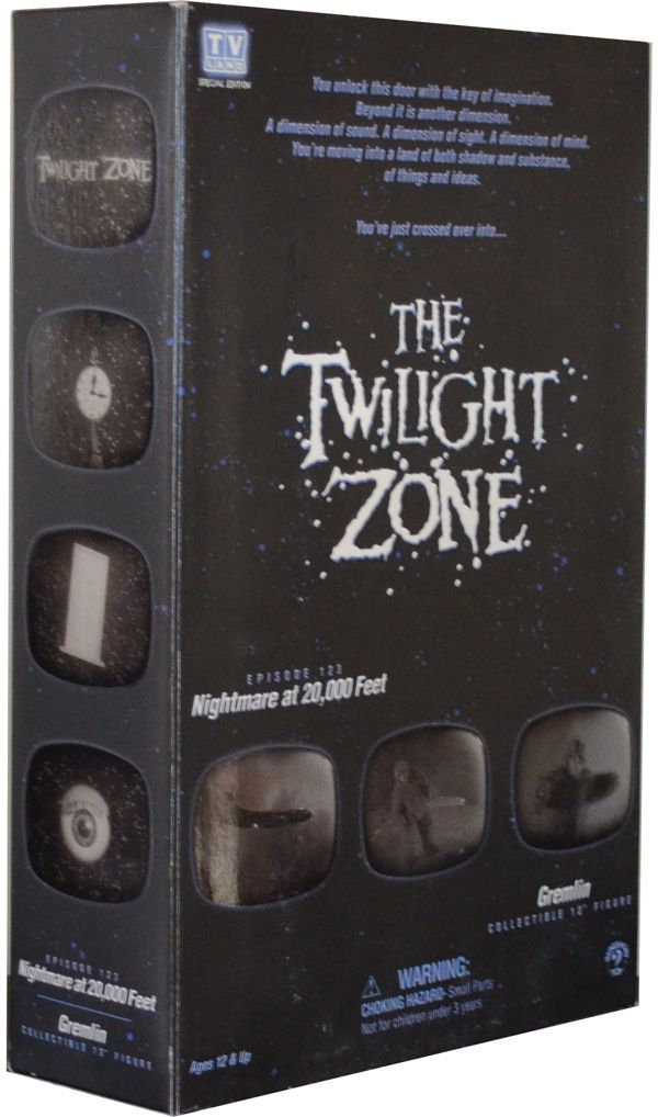 Sideshow Collectibles The Twilight Zone Gremlin