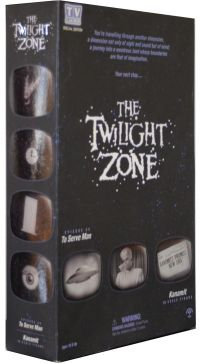 Sideshow Collectibles The Twilight Zone Kanamit