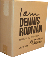 Storm Collectibles Dennis Rodman Collectible Figure (Exclusive Edition)