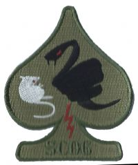 1:1 Scale Swamp Coolers Patch
