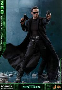Hot Toys The Matrix Neo