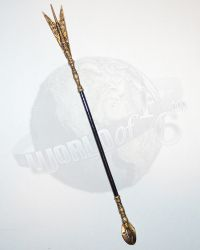 Tao Legend The One Eyed God: Staff With Spikes & Orb (Metal)