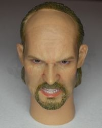 Very Cool Medicated Psychopath James: Head Sculpt