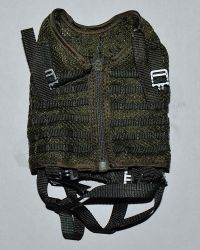 Very Hot Toys US Navy VF-101 Grim Reaper Pilot: Molle Survival Vest (OD)