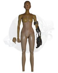 VTS Toys Wasteland Ranger Furiosa: Figurebody With Headsculpt (Right Hand & Left Prosthetic Included)