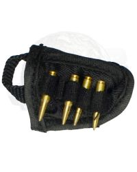 VTS Toys Wasteland Ranger Furiosa: Cheek Stock Ammo Pouch With Metal Ammunition