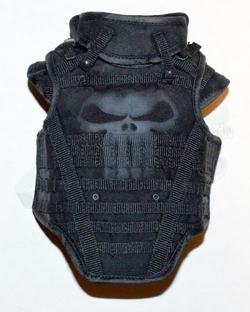 VTS The Revenger Ultimate Edition: Body Armor Flak Vest With The Punisher Insignia