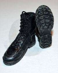 VTS The Revenger Ultimate Edition: Combat Boots (Black)