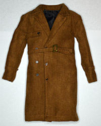 Wolf King Dwight D Eisenhower: Officer's Trenchcoat