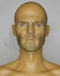 Wolf King Tough Guy: Figurebody With Headsculpt (Jason Statham Likeness, No Hands, Feet)