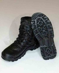 Wolf King Tough Guy: Tactical Boots (Black)
