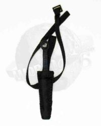 Wolf King Tough Guy: Throwing Knives x 2 With Dropleg Pouch (Black)