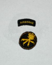Dragon Models Ltd. WWII US 17th Airborne Shoulder Patch