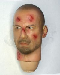 Toysland Law Enforcer: Headsulpt Bruised (Bruce Willis Likeness)