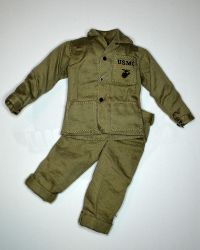 Dragon Models WWII USMC HBT Uniform (Sage Green)