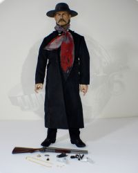 Redman Toys Wyatt Earp With Iminime Custom Painted Headsculpt